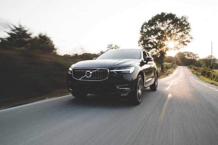 The Tight Exterior Design Of The Xc60 Teems With T