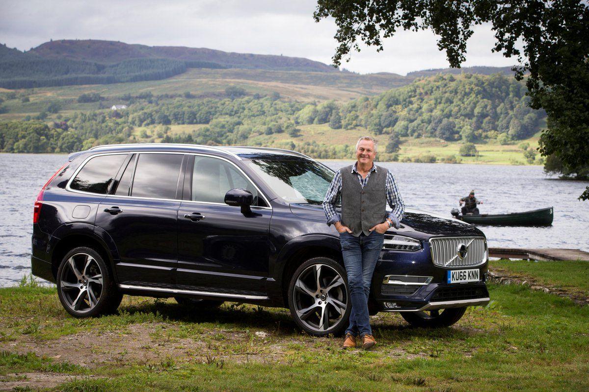 Volvo Q4 >> Volvo Xc90 Luxury Family Suv Volvo Cars Uk Ltd
