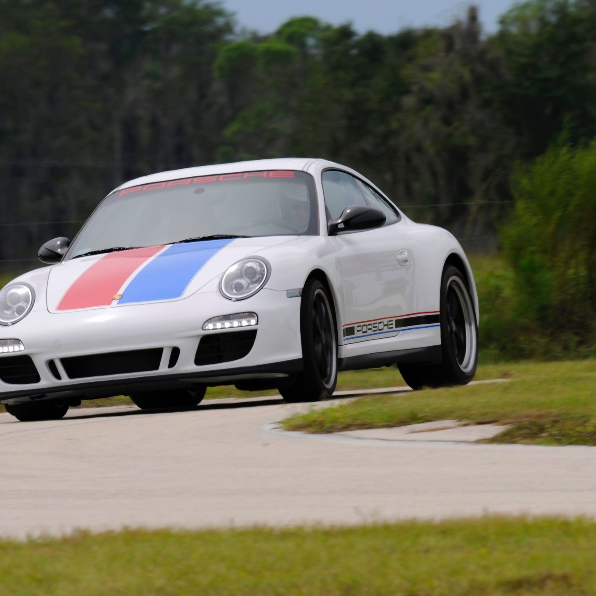 Boy Was I Lucky Porsche China