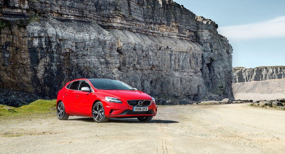 volvo v40 | volvo cars uk ltd